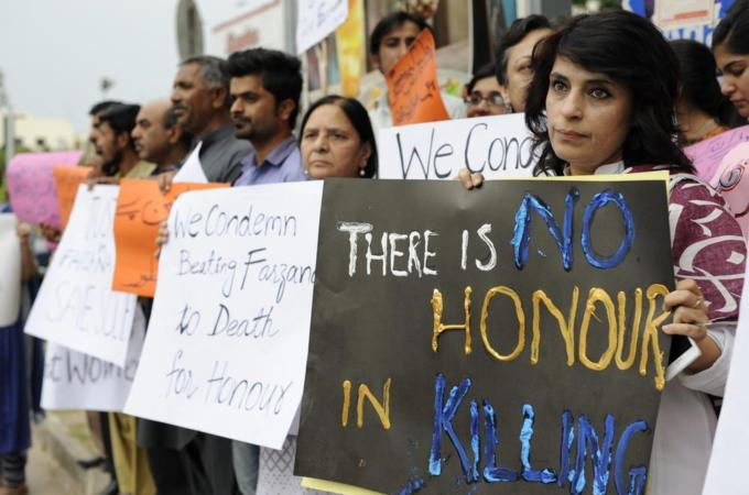 Honour Killings are the Real Terrorist Actions